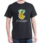 Pineapple. Dark T-Shirt