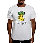 Pineapple. Light T-Shirt