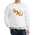 Golden Yellow Gecko Sweatshirt