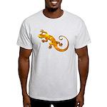 Golden Yellow Gecko Light T-Shirt