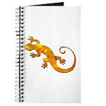 Golden Yellow Gecko Journal