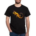 Golden Yellow Gecko Dark T-Shirt