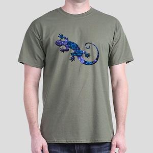 Blue Gecko Dark T-Shirt