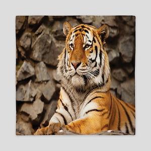 Tiger Queen Duvet