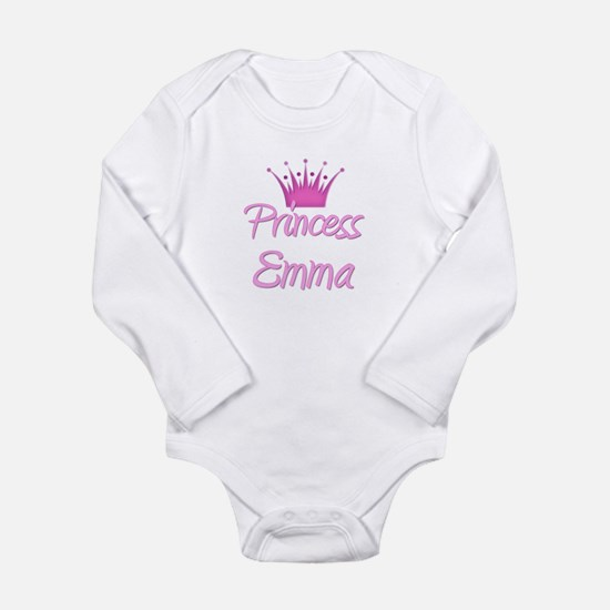 Princess Emma Infant Bodysuit Body Suit