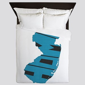 New Jersey Home Queen Duvet