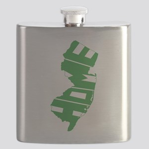 New Jersey Home Flask