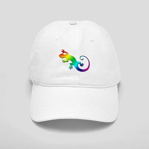 Rainbow Gecko Cap