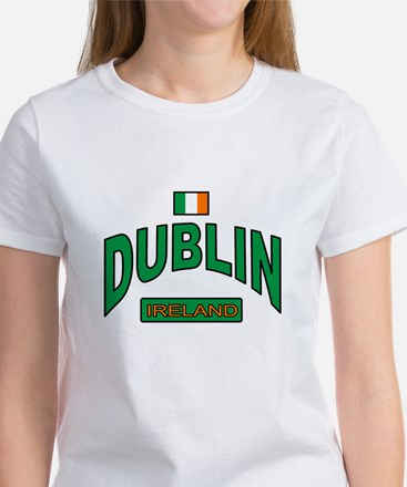 Dublin Ireland Women's T-Shirt