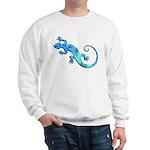 Malachite Blue Gecko Sweatshirt