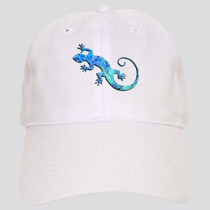 Malachite Blue Gecko Cap