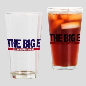 The Big E Drinking Glass