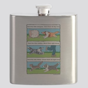 Herd Sheepies Flask