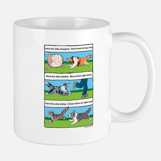 Herd Sheepies Mugs