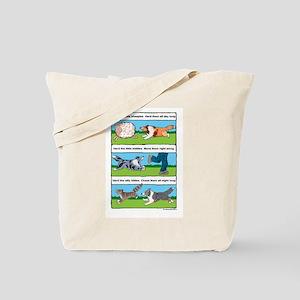 Herd Sheepies Tote Bag