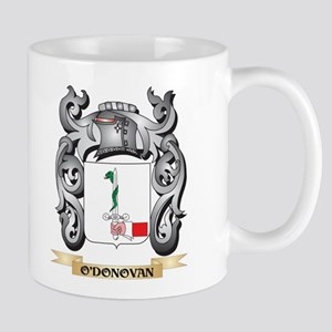 O'Donovan Coat of Arms - Family Crest Mugs