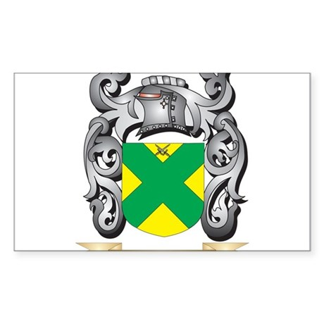 O'Dowd Coat of Arms - Family Crest Sticker