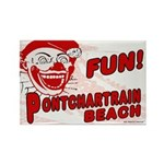 Pontchartrain Beach Rectangle Magnet (10 pack)