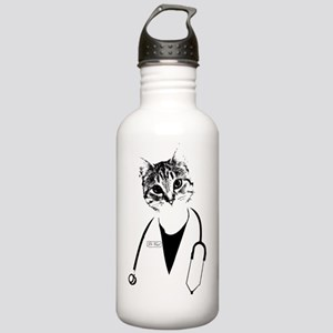 Dr. Cat Stainless Water Bottle 1.0L