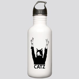 Catz Stainless Water Bottle 1.0L