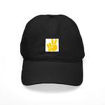 Peace It Out! Black Cap