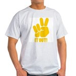 Peace It Out! Light T-Shirt