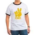 Peace It Out! Ringer T