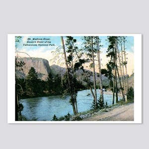 Yellowstone NP Postcards (Package of 8)