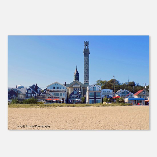 Provincetown Tower Postcards (package Of 8)