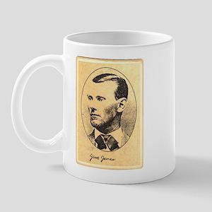 Jesse James Mug