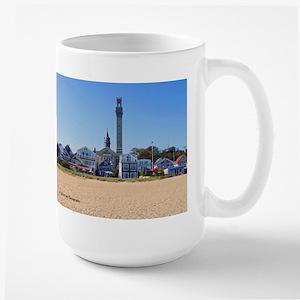Provincetown Tower 15 Oz Ceramic Large Mug Mugs