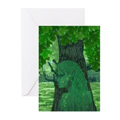 Dryad Greeting Cards (Pk of 10)