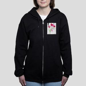Tulip2a Women's Zip Hoodie