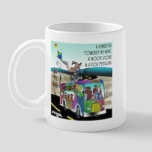 RV Cartoon 8250 Mug