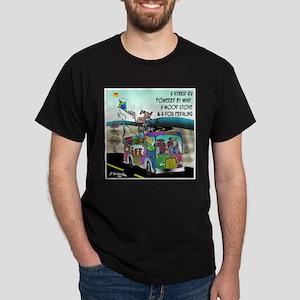 RV Cartoon 8250 Dark T-Shirt