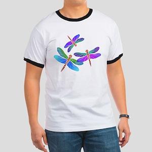 Dive Bombing Dragonflies T-Shirt