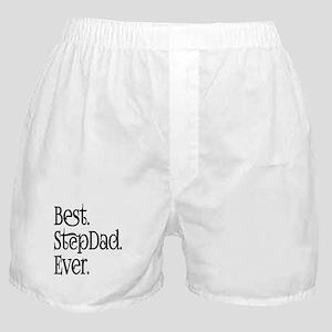 Best Stepdad Ever Boxer Shorts