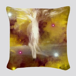 My Spirit in Me Woven Throw Pillow