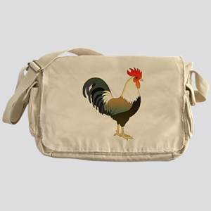 Rocking Rooster Messenger Bag