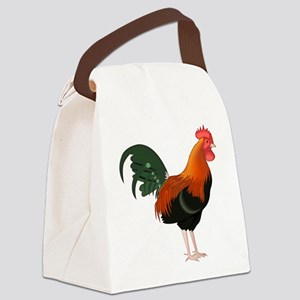 King of the Roost Canvas Lunch Bag
