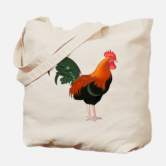 King of the Roost Tote Bag