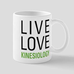 Live Love Kinesiology Mug
