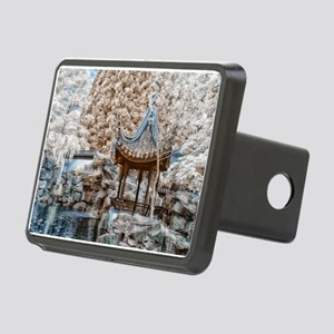 Chinese Garden Infrared Rectangular Hitch Cover
