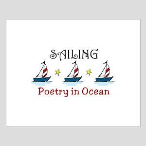 Poetry In Ocean Posters