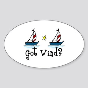 Got Wind? Sticker