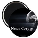 NewsCorpse Magnet (10 pack)