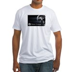 NewsCorpse Fitted T-Shirt