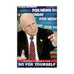 Go Fox Yourself - 11x17 Mini-Poster