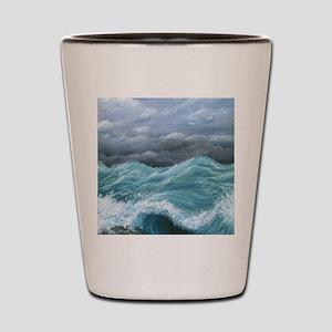 Sea View 244 Shot Glass
