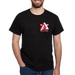American Penrose Pocket Dark T-Shirt